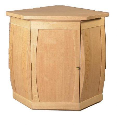 meuble d'angle vue exterieure
