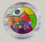 peinture-barbara-mouton-dans-cadre-en-bois-de-merrain-recyclé-1