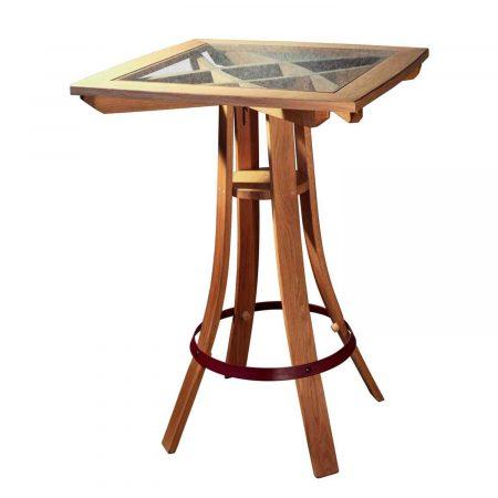 table-mange debout-carre-devin-merrain-recyclé