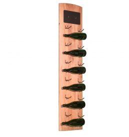 Support de bouteilles en bois de cuve - système Cellarview
