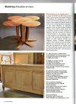 meubles de qualité fabrication artisanale