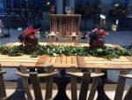 table romana et comptoir baravin