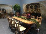 table de jardin romana et chaises tastevin