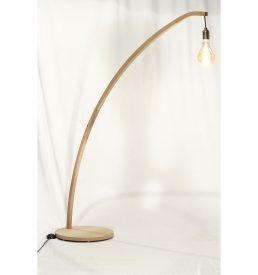 lampadaire brin de chêne taille haute