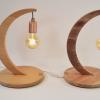 """lampe """"brin de chêne"""" 2 variantes"""
